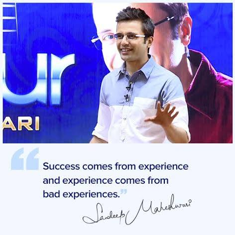 Sandeep Maheshwari: A Living Inspiration