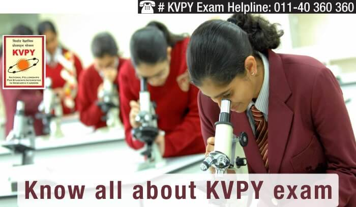 Know all about KVPY Scholarship