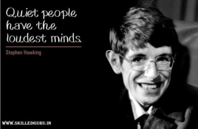 Stephen Hawking Quotes, Stephen Hawking Thoughts