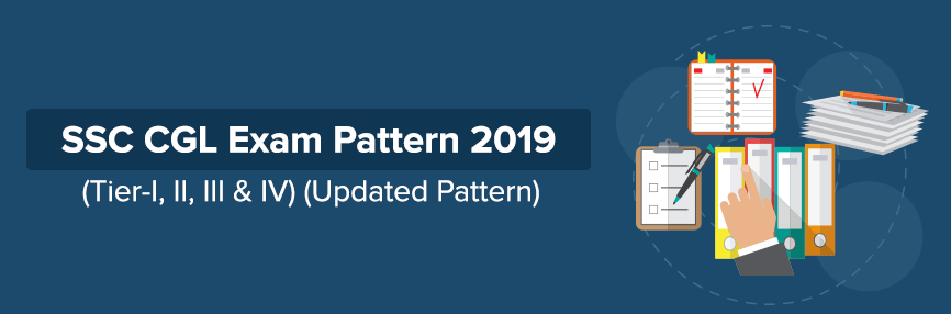 SSC CGL 2019 Exam Pattern