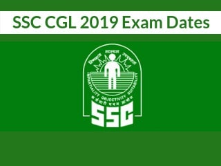 ssc cgl important dates